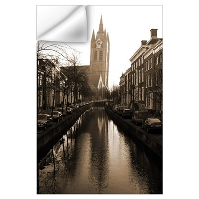 Delft Wall Decal