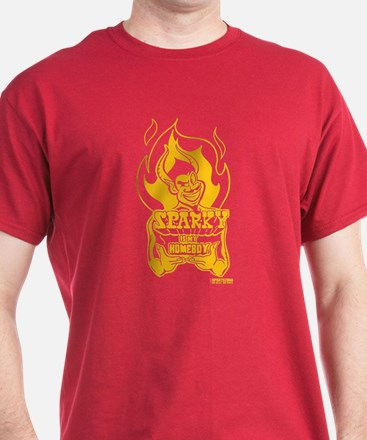 Sparky-Front T-Shirt