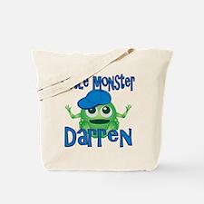 Little Monster Darren Tote Bag