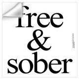 Recovering alcoholic Wall Decals