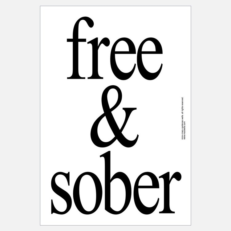 - Sober - Sobriety Gifts