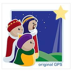 Original GPS Poster