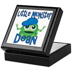 Little Monster Dean Keepsake Box