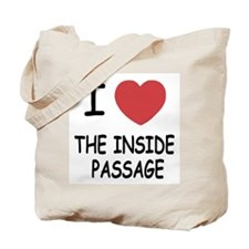 the inside passage Tote Bag