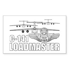C-141 Loadmaster Decal