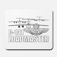 C-141 Loadmaster Mousepad