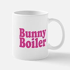 bunny bolier Mugs