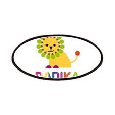 Danika the Lion Patches