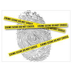 CRIME SCENE! Poster