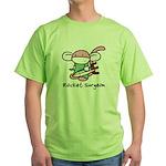 Rocket Surgeon Green T-Shirt