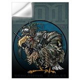 101st screamin eagle Wall Decals