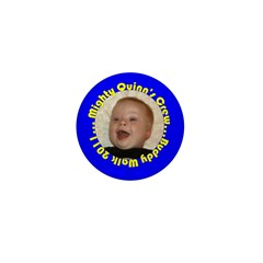 Quinn's Crew Mini Button (10 pack)