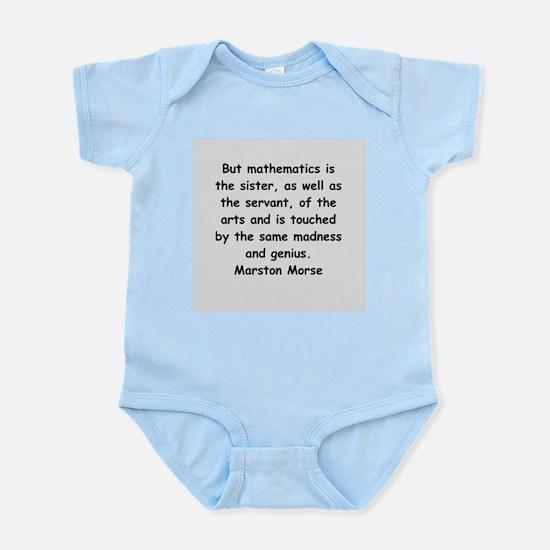 marston morse Infant Bodysuit