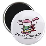 Rocket Surgeon Magnet