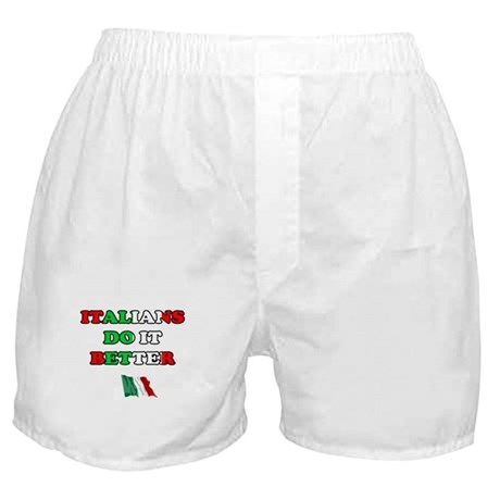 Italians Do it Better II Boxer Shorts