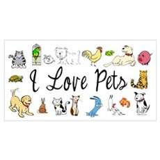 Pet Lover Poster