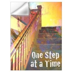 RECOVERY 12 STEPS Wall Decal