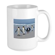Penguin ID Theft Mug
