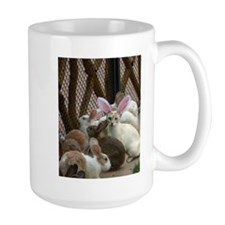 Rabbit ID Theft Mug