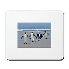 Penguin ID Theft Mousepad