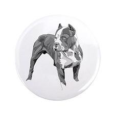 "Pitbull greys 3.5"" Button"