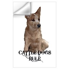 Cattle Dog (ACD) Wall Decal