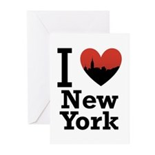 I love New York Greeting Cards (Pk of 20)
