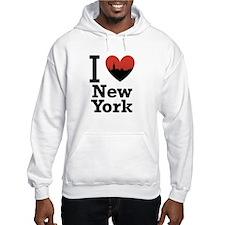 I love New York Hoodie Sweatshirt