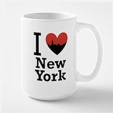 I love New York Large Mug