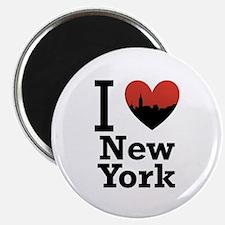 I love New York Magnet