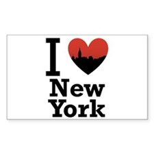 I love New York Decal
