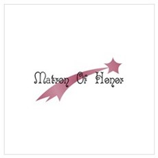 Matron Of Honor - S Star Poster