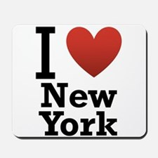 I love New York Mousepad