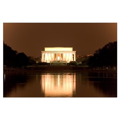 Lincoln Memorial, Washington, DC Poster