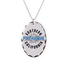 Port Hueneme California Necklace