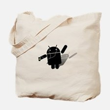 Android Dance Tote Bag