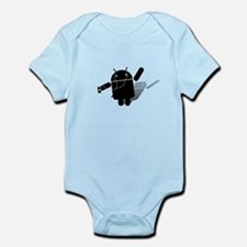 Android Dance Onesie