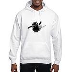 Android Dance Hooded Sweatshirt
