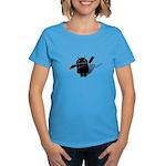 Android Dance Women's Dark T-Shirt