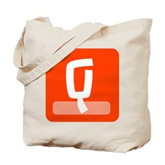 Qotr: Context is Everything Tote Bag