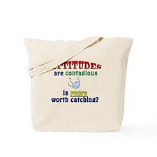 Cute Encouragement Tote Bag