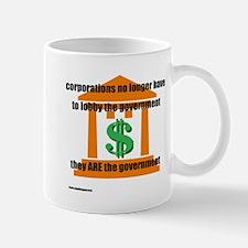 Corporate Lobbying Mug