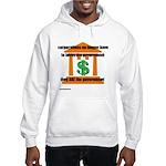 Corporate Lobbying Hooded Sweatshirt