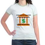 Corporate Lobbying Jr. Ringer T-Shirt
