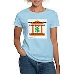Corporate Lobbying Women's Light T-Shirt