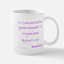 Organized Hypocrisy Mug