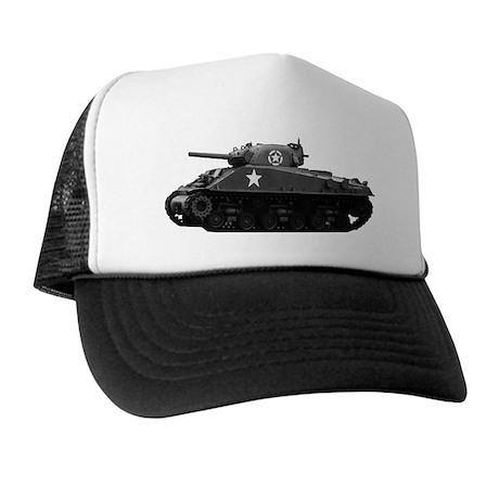M4 Sherman Trucker Hat