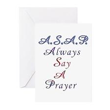 ASAP Greeting Cards (Pk of 10)