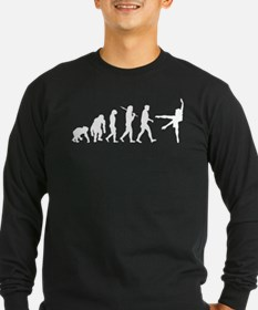 Evolution of Ballet T