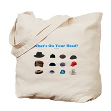 Jewish Headcoverings Tote Bag